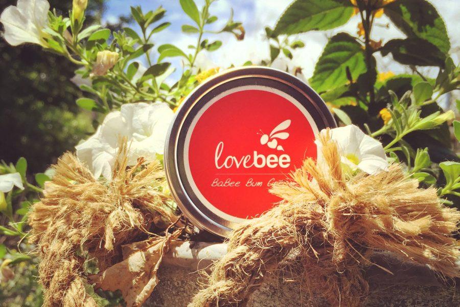 LoveBee BaBee Bum Cream