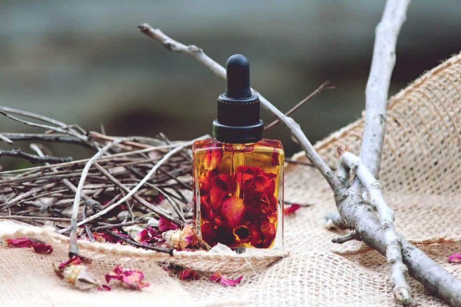 LoveBee Rose Body Oil