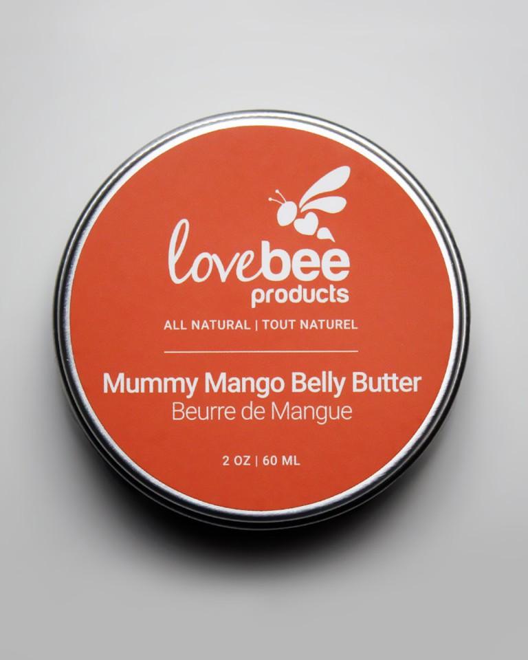 Mummy Mango Belly Butter