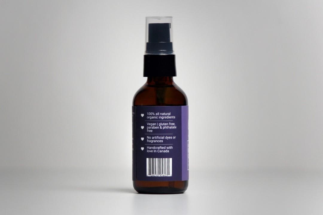 Baby Massage Oil Back