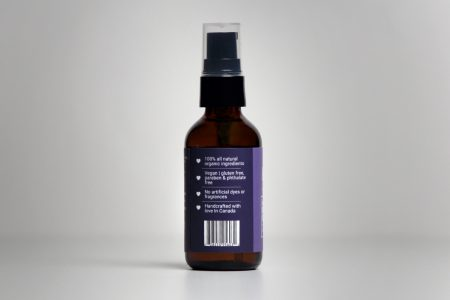 Baby Massage Oil Back