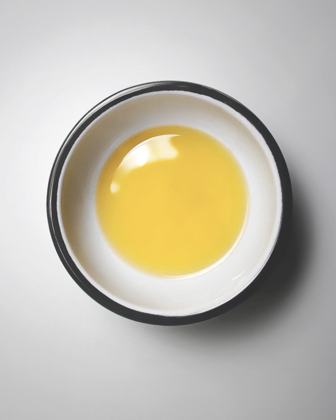 Baby Massage Oil Open