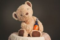 Bear With Baby Massage Oil