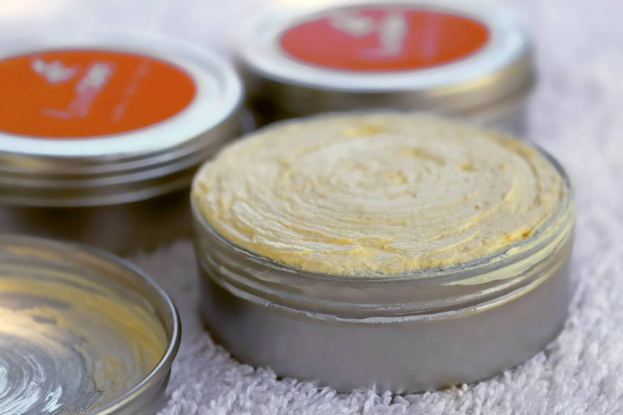 LoveBee Diaper Cream Open