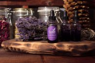 Lavender Body Oil by LoveBee