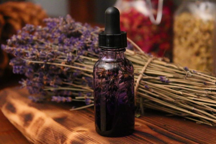 Lavender Body Oil by LoveBee Products