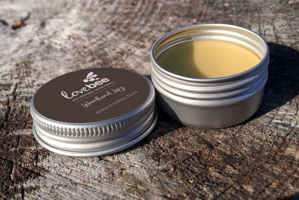 Woodland Lipz Lip Balm From Lovebee Products