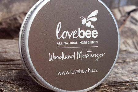 All Natural Moisturizing Cream