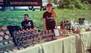 Ridgeway Farmers Market Lovebee Products