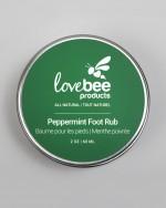 Peppermint Foot Rub