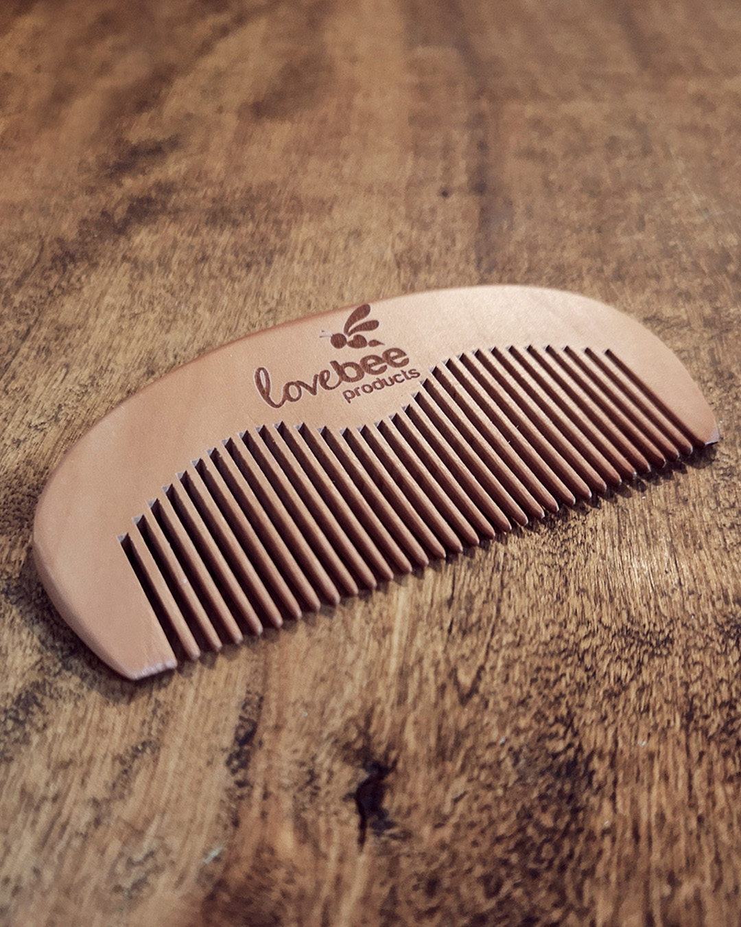 Beard Comb by Lovebee