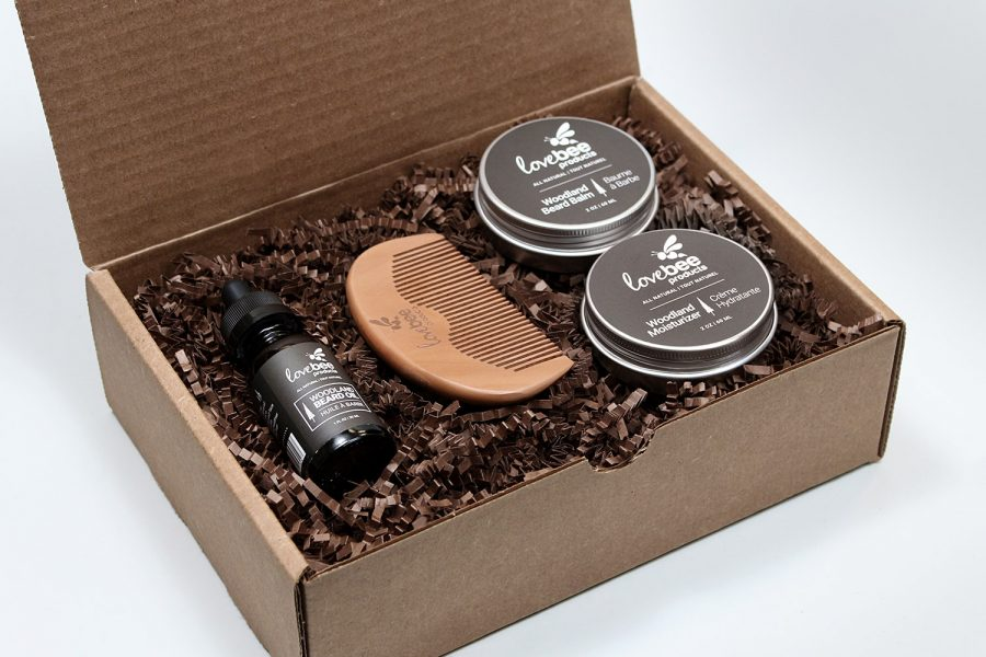 Woodland Mens Skincare Box