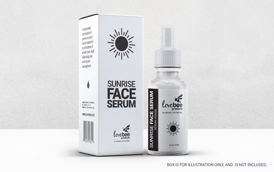 Sunrise Face Serum By Lovebee