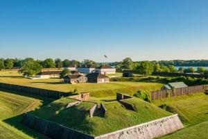 Fort George Niagara On The Lake
