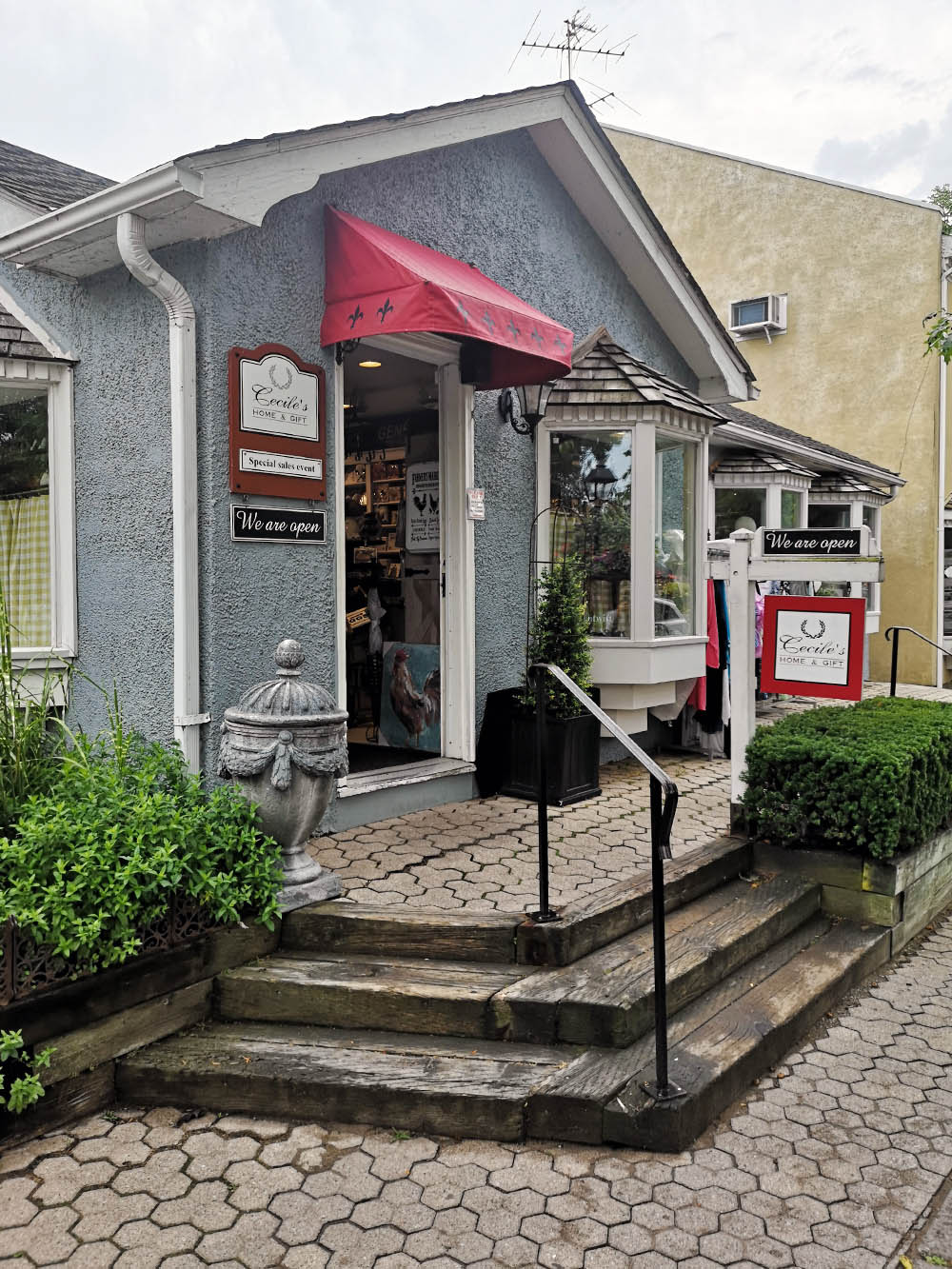 Ceciles Home & Gift Niagara On The Lake Store