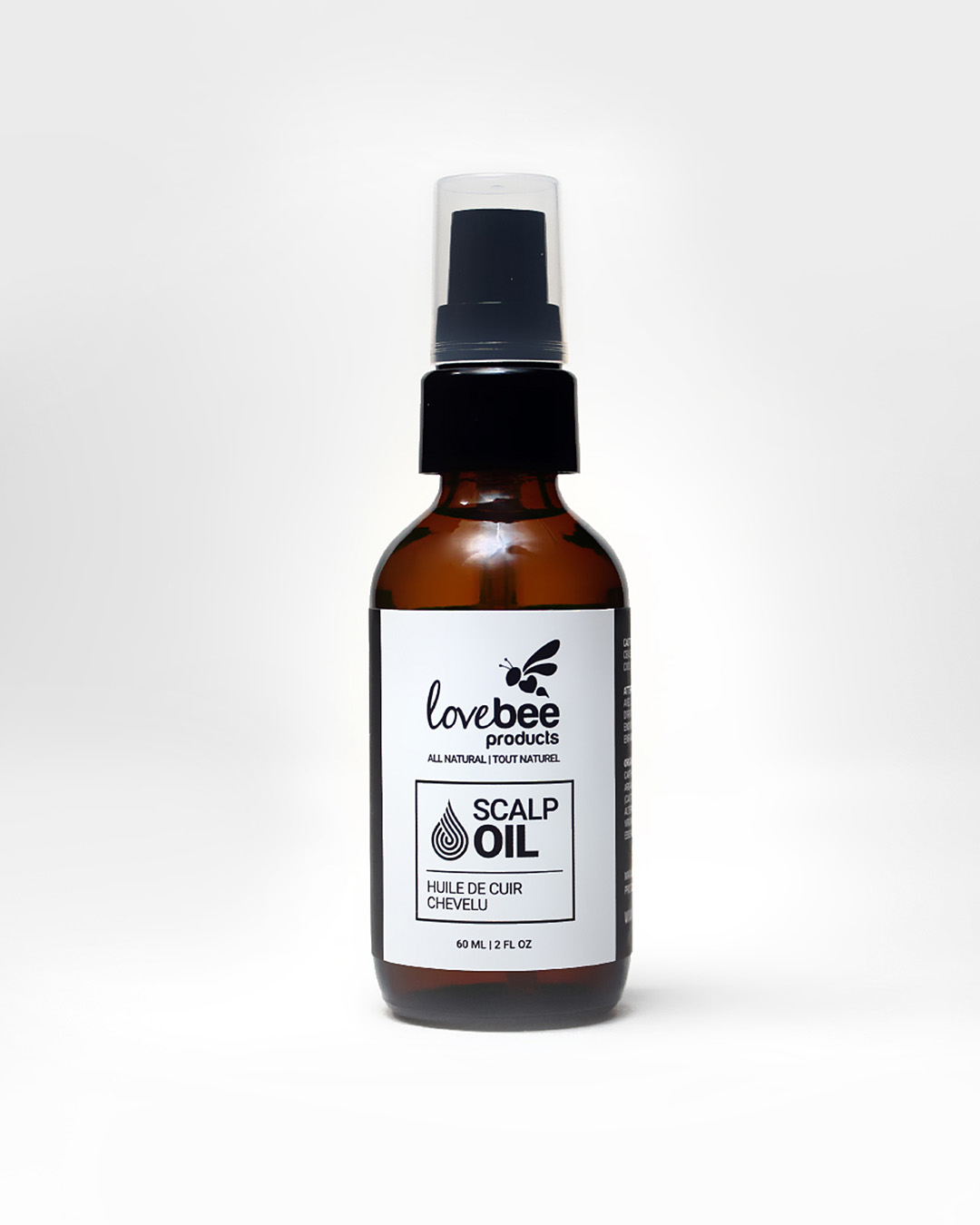 Scalp & Hair Oil