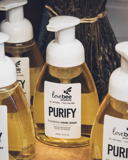 Purify Vegan Foaming Hand Soap