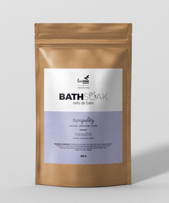 Tranquility Bath Soak